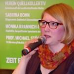 Sabrina Bohn vom Bürgerverein