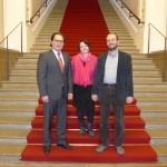 Treffen mit der Bayerischen Finanzgewerkschaft