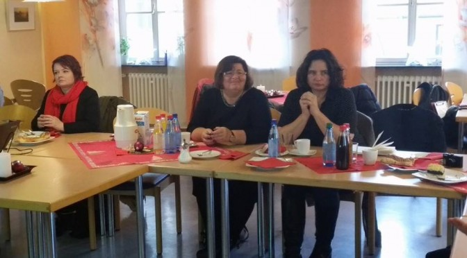 Runder Tisch Asyl in Nürnberg