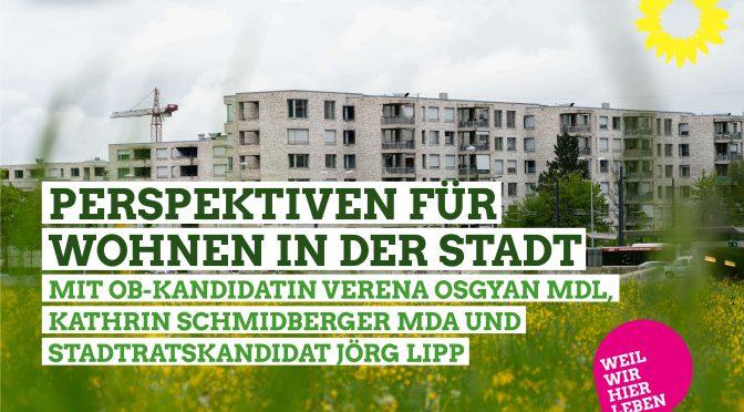 PERSPEKTIVEN FÜR WOHNEN IN DER STADT