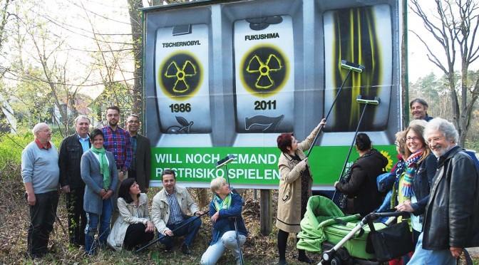 29 Jahre Tschernobyl: Will noch jemand mit dem Restrisiko spielen?