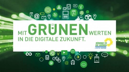 #Grün_Vernetzt_Bayern – Das Grüne Blog zur Digitalisierung
