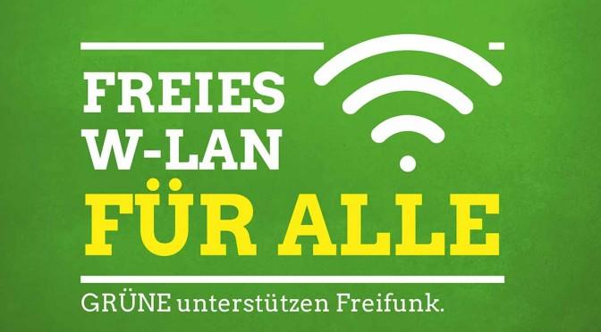 Internet in Bayern – besser mit Freifunk
