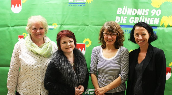 """""""Sichere Unterbringung und schnelle Integration für geflüchtete Frauen"""""""