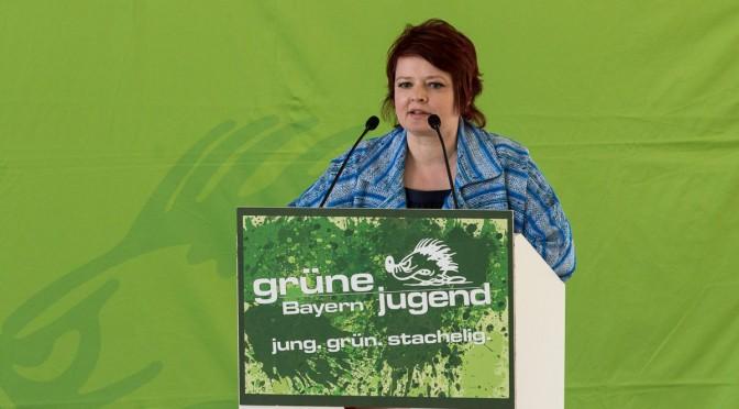 38. Landesjugendkongress der GRÜNEN JUGEND Bayern