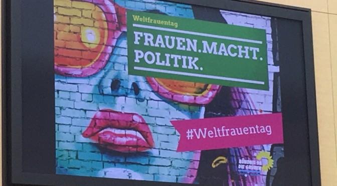 """Weltfrauentag 2017: """"Wir müssen reden!"""""""
