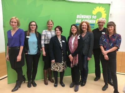 Weltfrauentag 2017 gruppenfoto