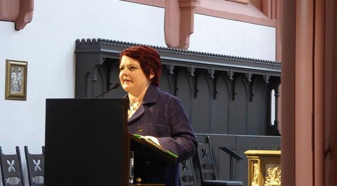"""""""Was heißt es heute protestantisch zu leben?"""" – Vortrag in der Stadtkirche Bayreuth"""