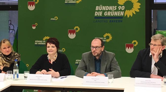 Grüne Nürnberg nominieren ihre Kandidatinnen und Kandidaten für 2018