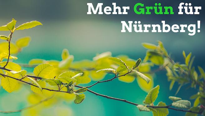 Frühjahrsempfang der Nürnberger Grünen