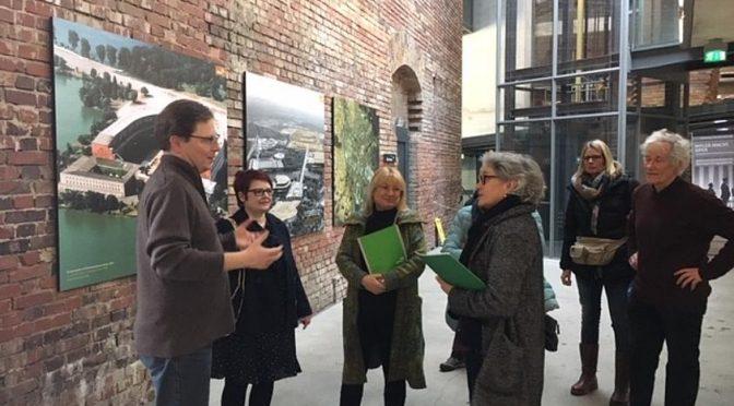 Besuch des Nürnberger Dokumentationszentrums