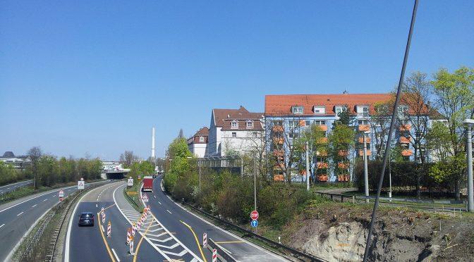 Pläne zum Ausbau des Frankenschnellwegs endlich ad acta legen!