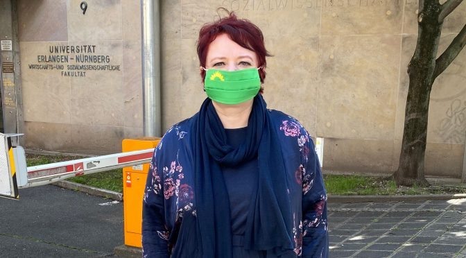 Technische Uni Nürnberg wird Gesetz  – Grüne wollen die Umsetzung weiterhin eng begleiten