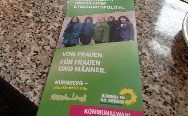 Starke Frauen in den Nürnberger Stadtrat!